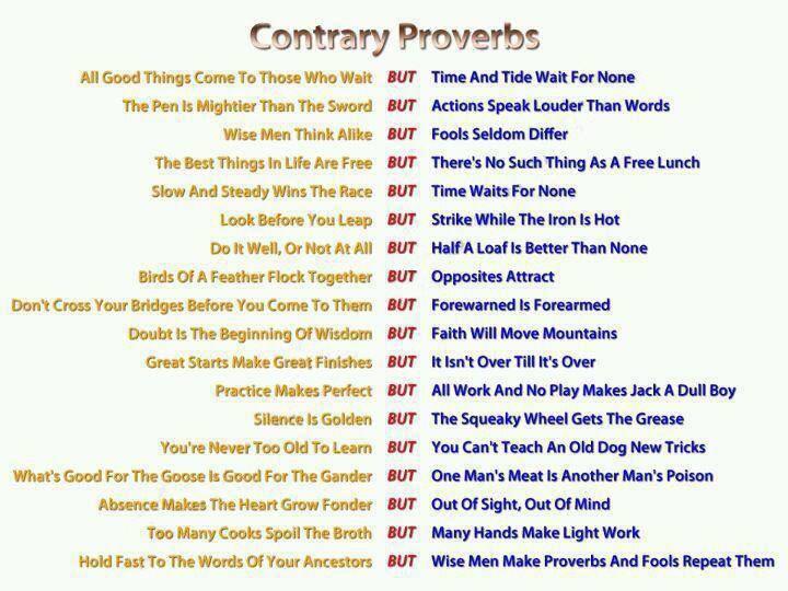 Przysłowia Angielskie Proverbs E Angielskicom