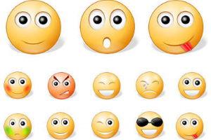 Artykuł po angielsku - wyjaśnienie co to są emotikony