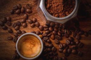 Artykuł po angielski - historia kawy