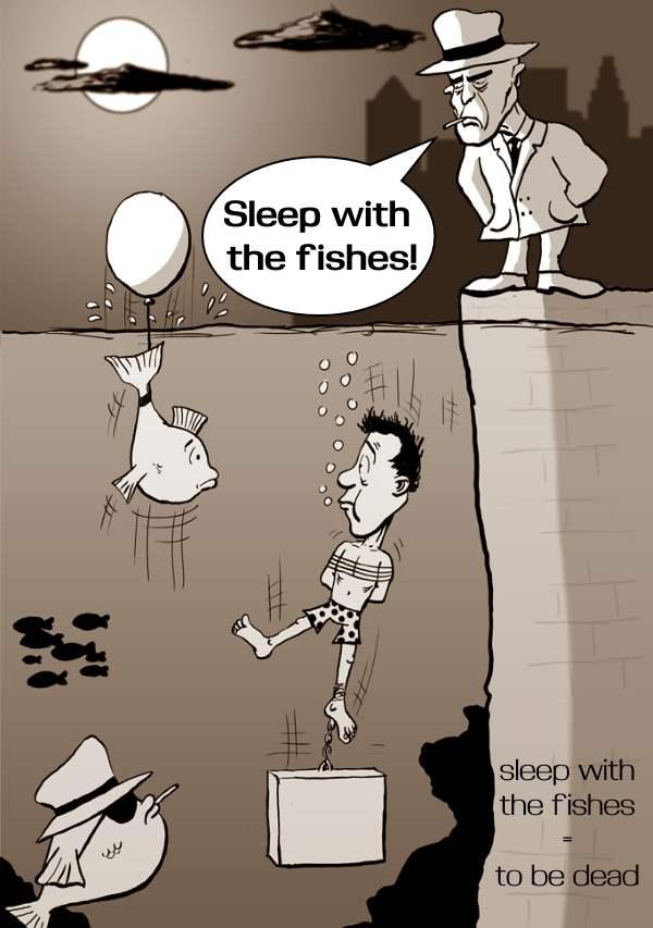 Sleep With The Fishes E Angielski Com