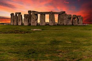 Opowiadanie po angielsku na poziomie B1 - Stonehenge