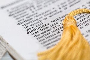 Artykuł na poziomie B1 - dotyczący znaczenia słów